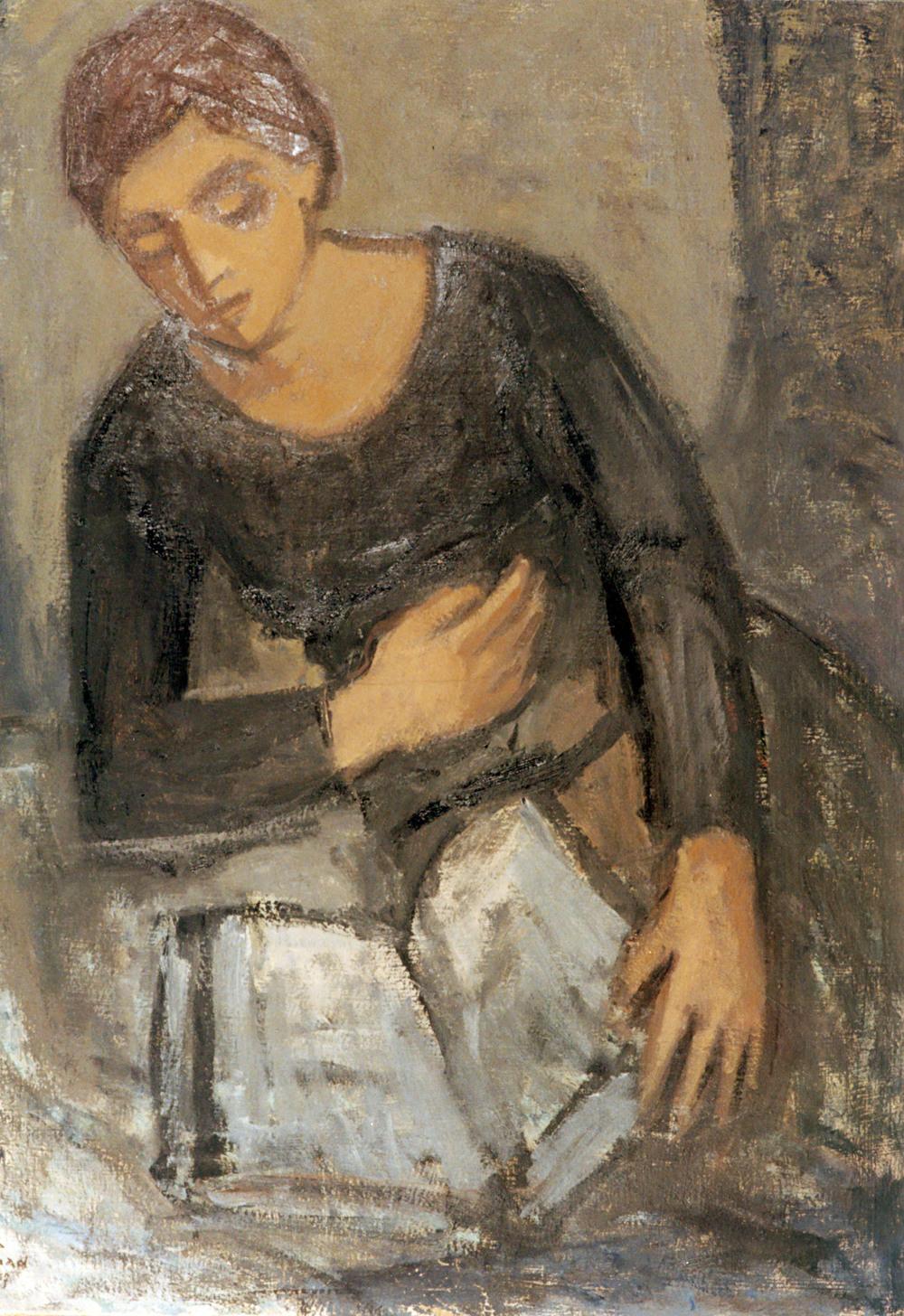 The Reader . 1957 . القارئة