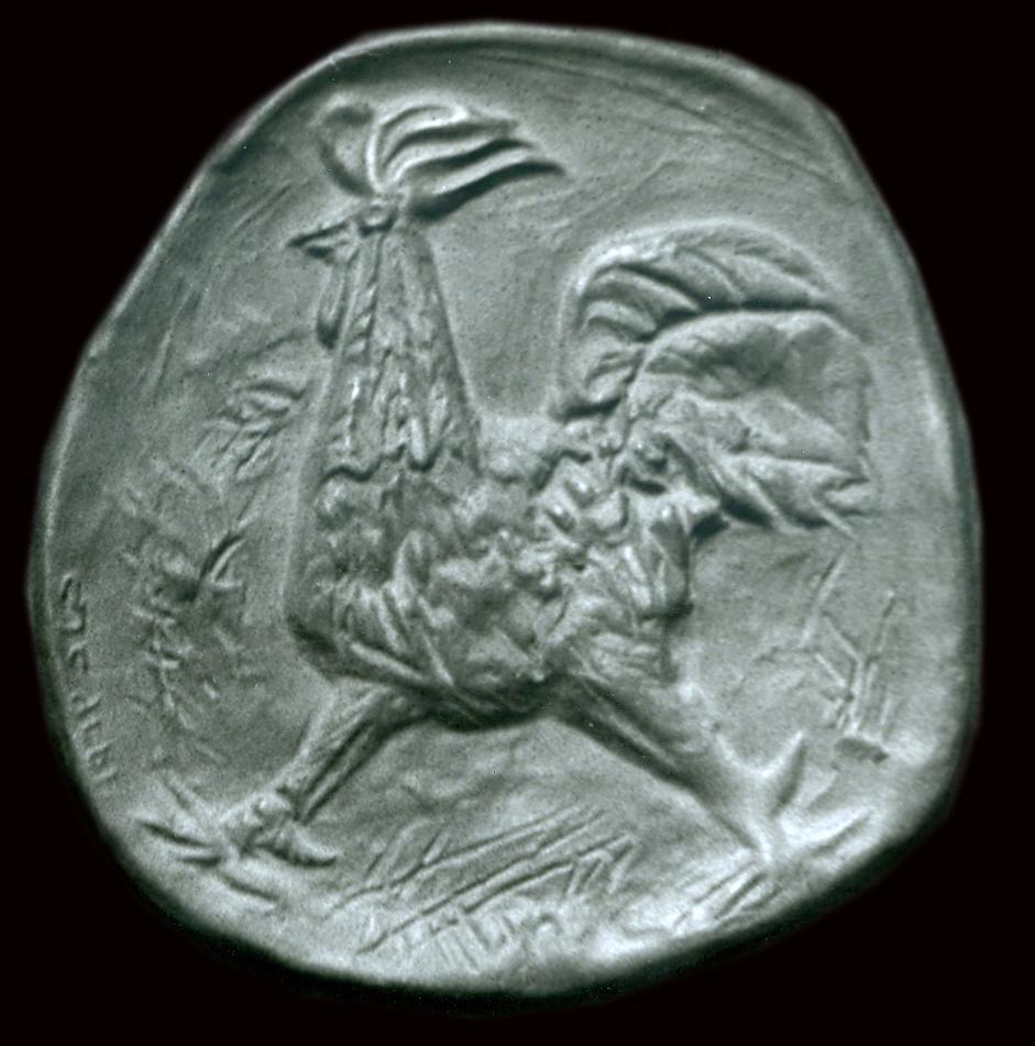 Rooster . ديك . 1963