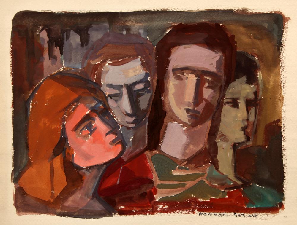 Figures . 1956 . أشخاص