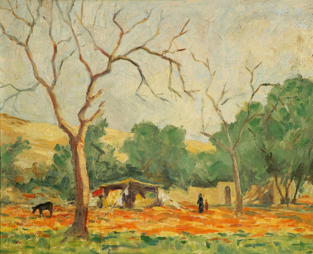 Al Boustan . 1953 .  البستان