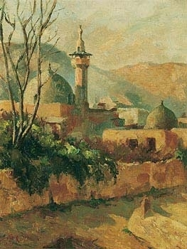Mosque . 1947 . جامع