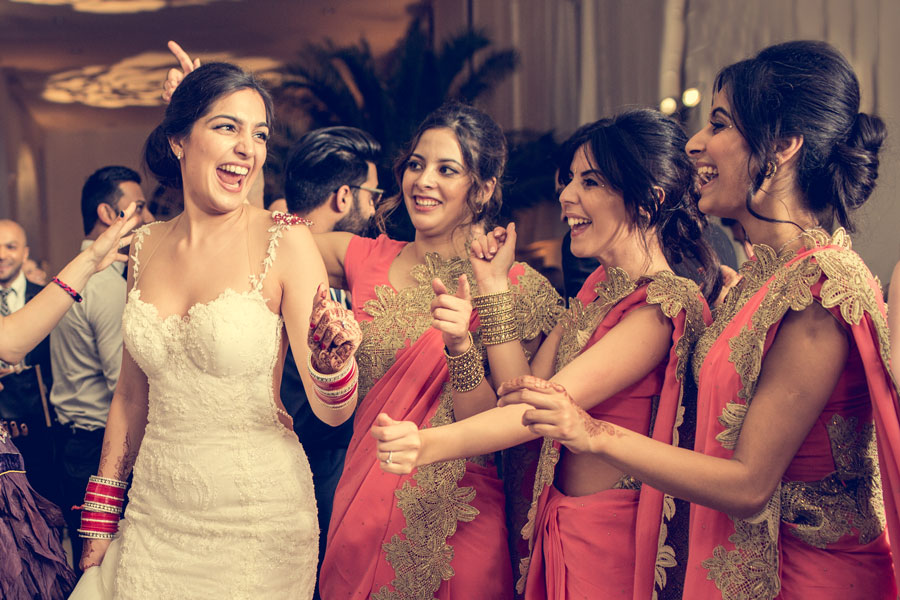 Asian Wedding Photography - Civil Ceremony