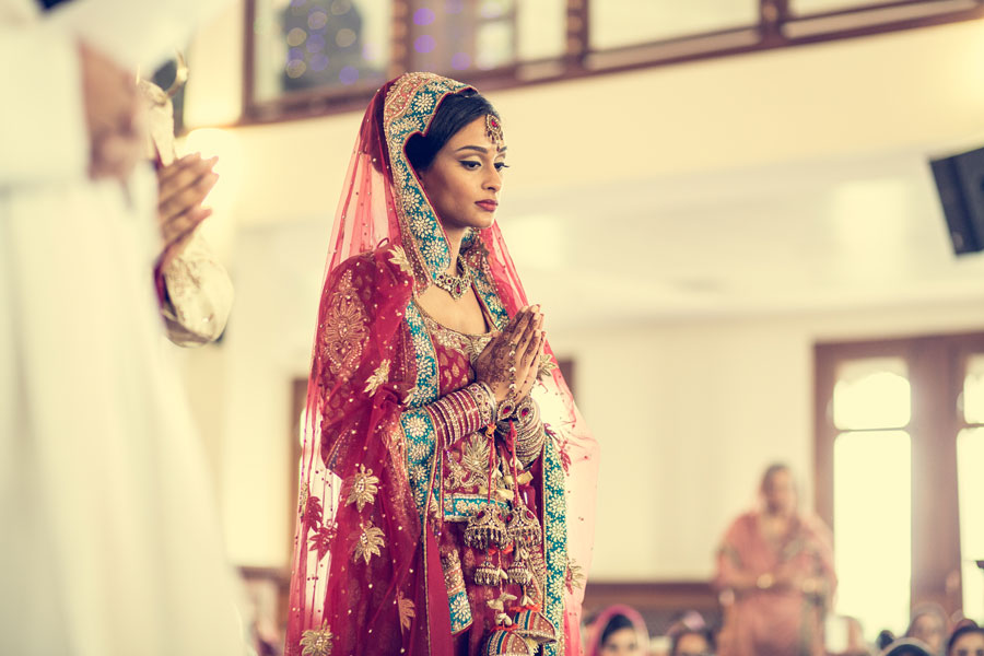 Asian Wedding Photography - Sikh Wedding