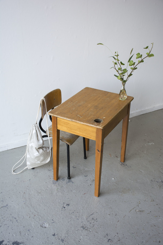Houten vintage kleutertafeltje met stoeltje - Firma Zoethout_2.jpg