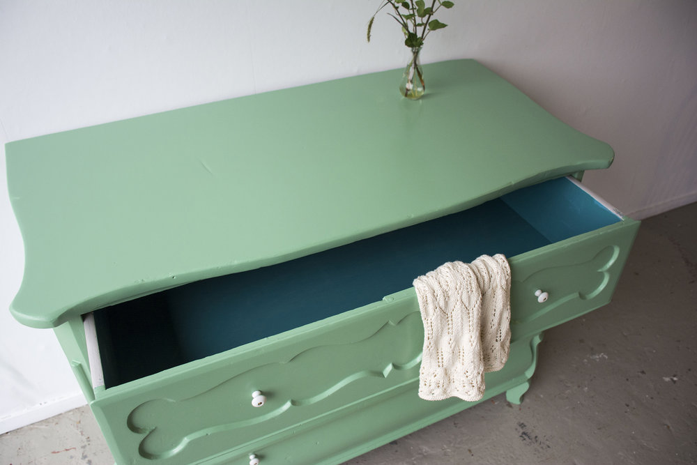 Frisgroene commode 3 laden - Firma Zoethout_2.jpg