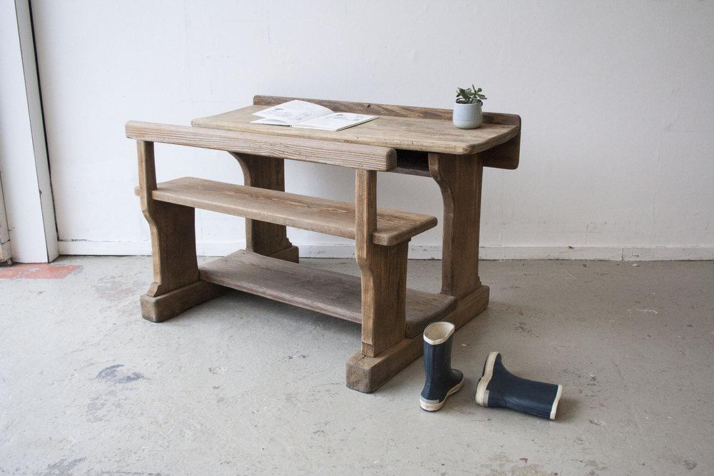 Klein houten schoolbankje - Firmazoethout_1.jpg