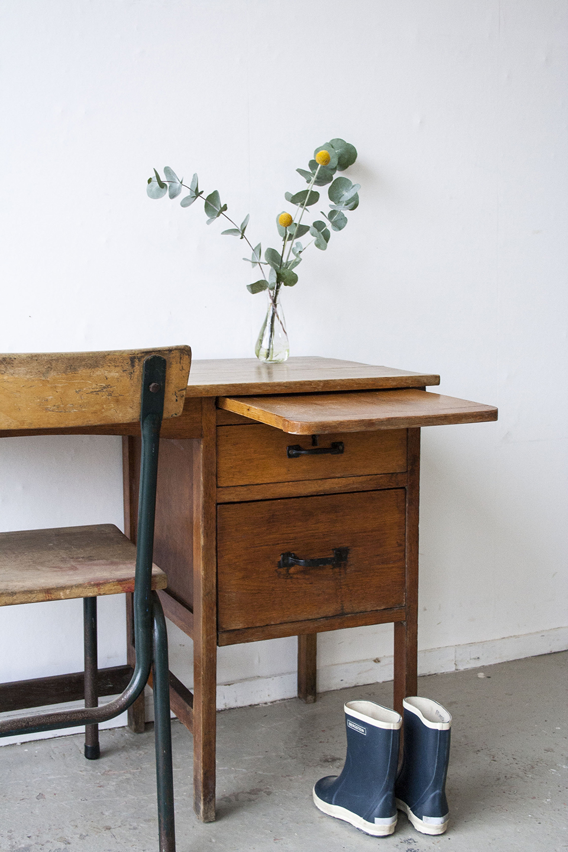 Houten vintage bureautje - Firmazoethout_2.jpg