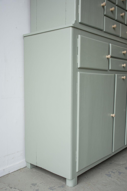 _Grijsgroene driedelige keukenkast - Firma zoethout_8.jpg