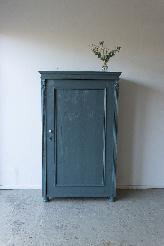 Sierlijke vintage kledingkast in Klif -  Firma zoethout_4.jpg
