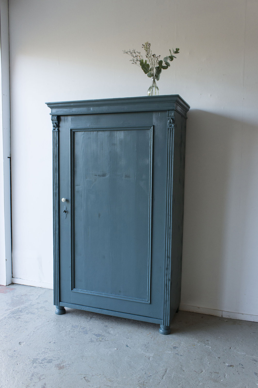 Sierlijke vintage kledingkast in Klif -  Firma zoethout_5.jpg