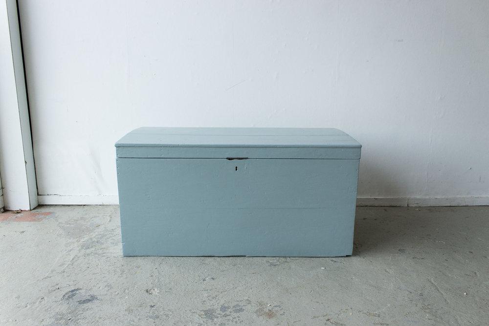 5035 - Kustblauwe vintage kist -  Firma zoethout_4.jpg