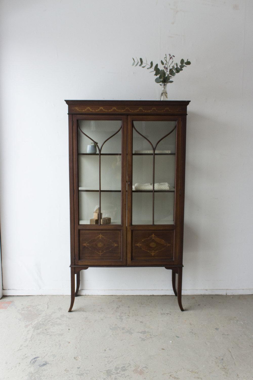 1486 - Vintage vitrinekastje uit Engeland - Firma Zoethout_5.jpg