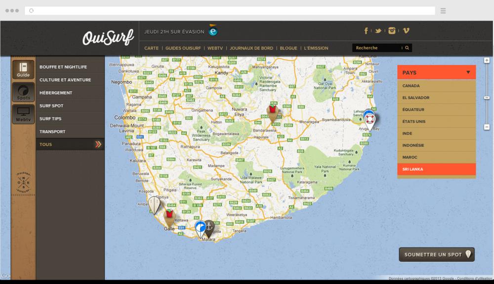 OUISURF_MAP