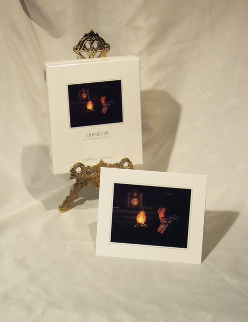 Ebenezer fine art holiday greeting cards bradley j parrish ebenezer fine art holiday greeting cards m4hsunfo