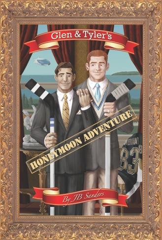 The first Glen & Tyler book.