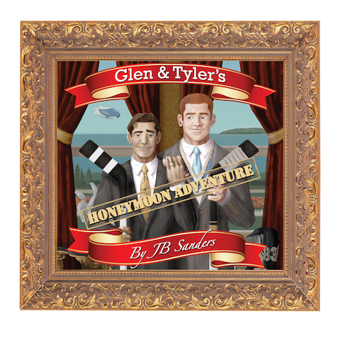 Glen & Tyler's Honeymoon Adventure is available on Audible.com, Amazon, and Apple's iTunes Store.