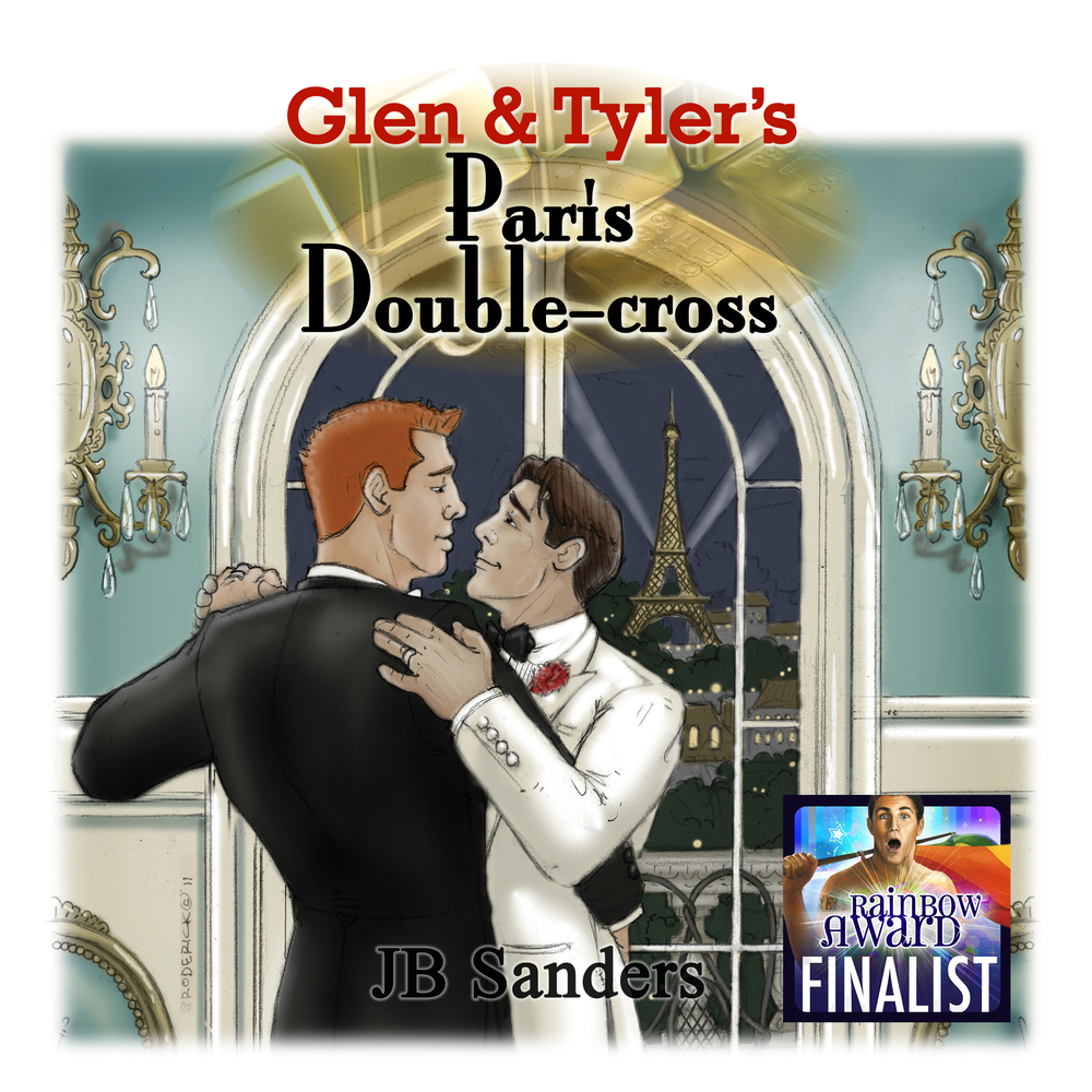 Glen & Tyler's Paris Double-cross is available on Audible.com, Amazon, and Apple's iTunes Store.
