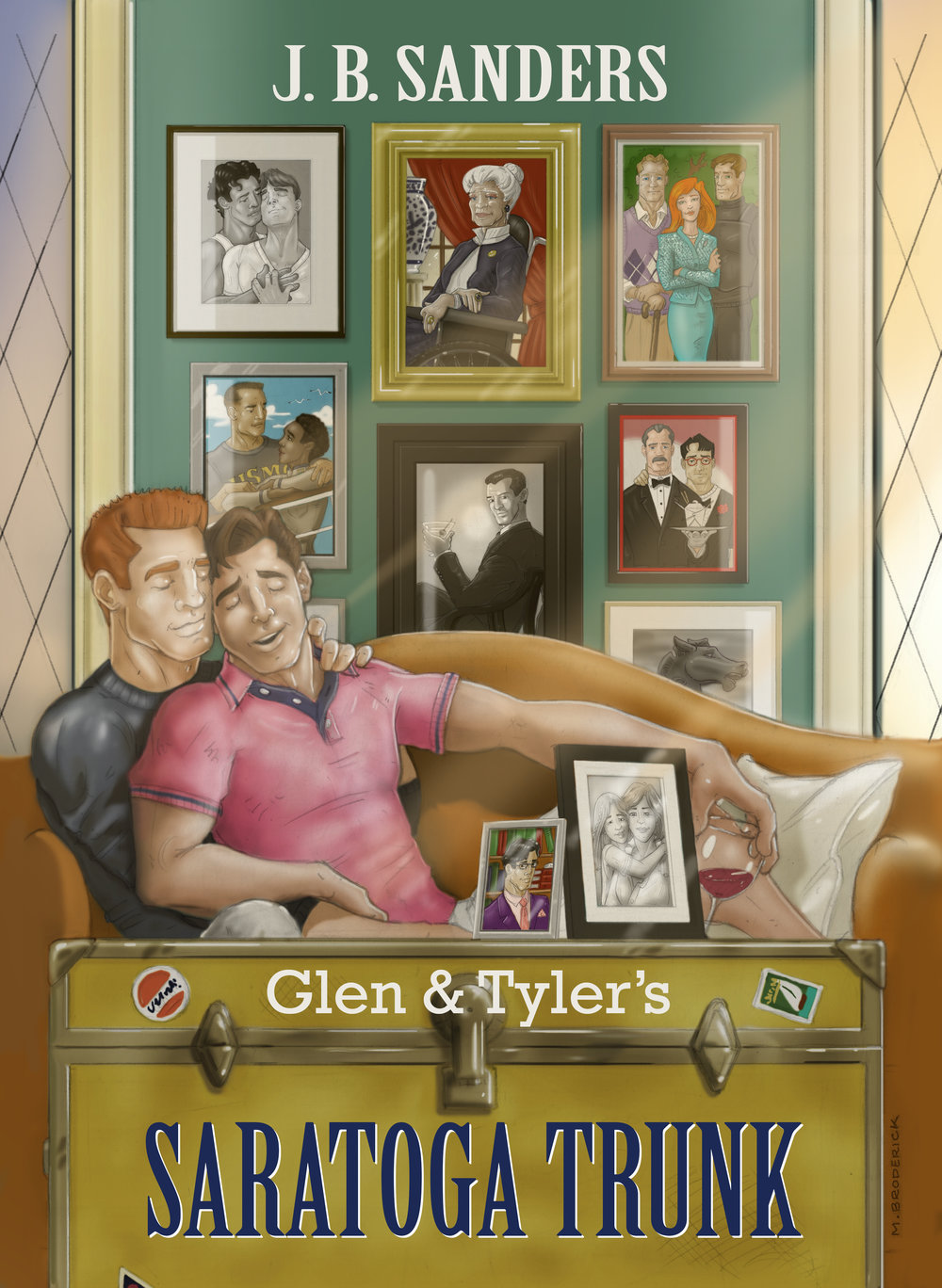 Glen & Tyler's fifth adventure -- coming soon!
