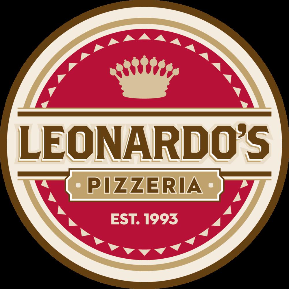 Leonardos Pizzeria - Circle Logo.png