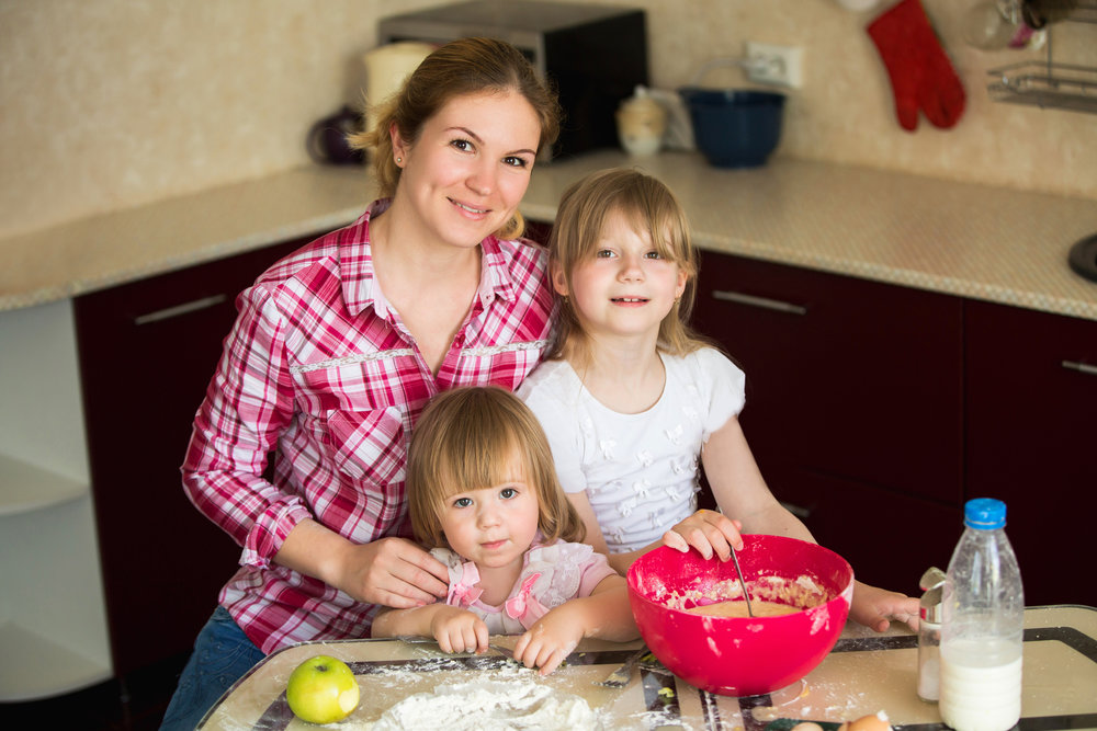 Mom and Daughters Baking.jpg