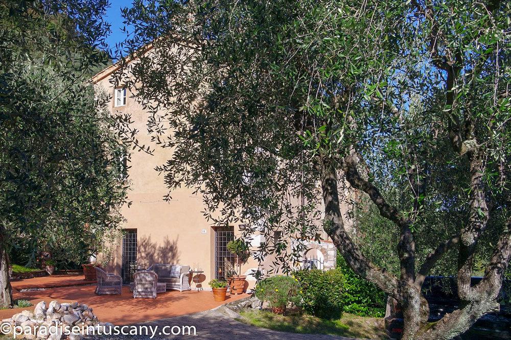 Villa del Cardinale: Harmony and good vibrations