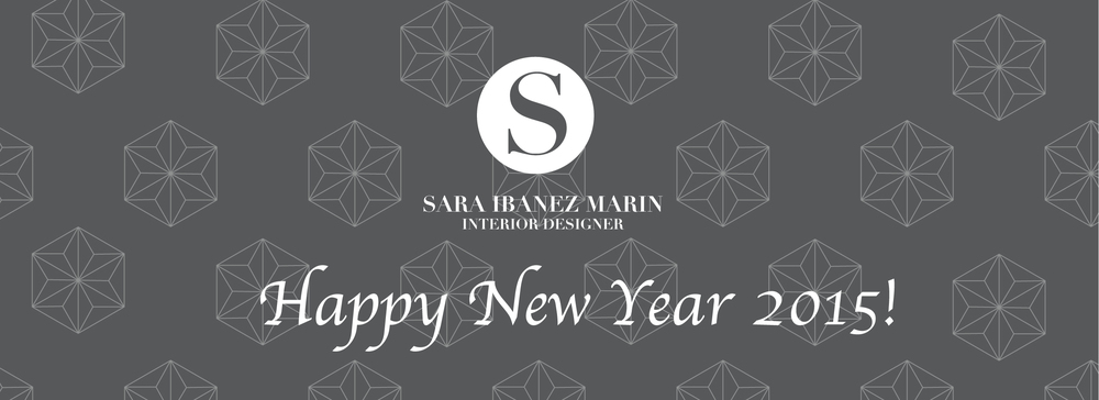 Sara Ibanez Marin Happy new year card