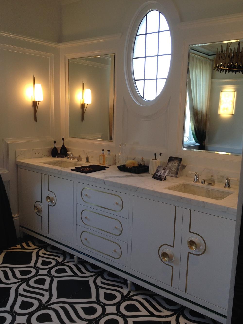 Sara Ibanez Marin Interior Design - San Francisco Decorator Showcase 2015