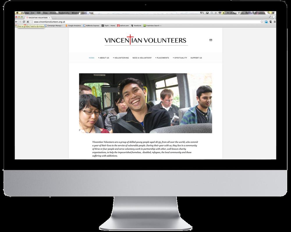 Vincentian Volunteers
