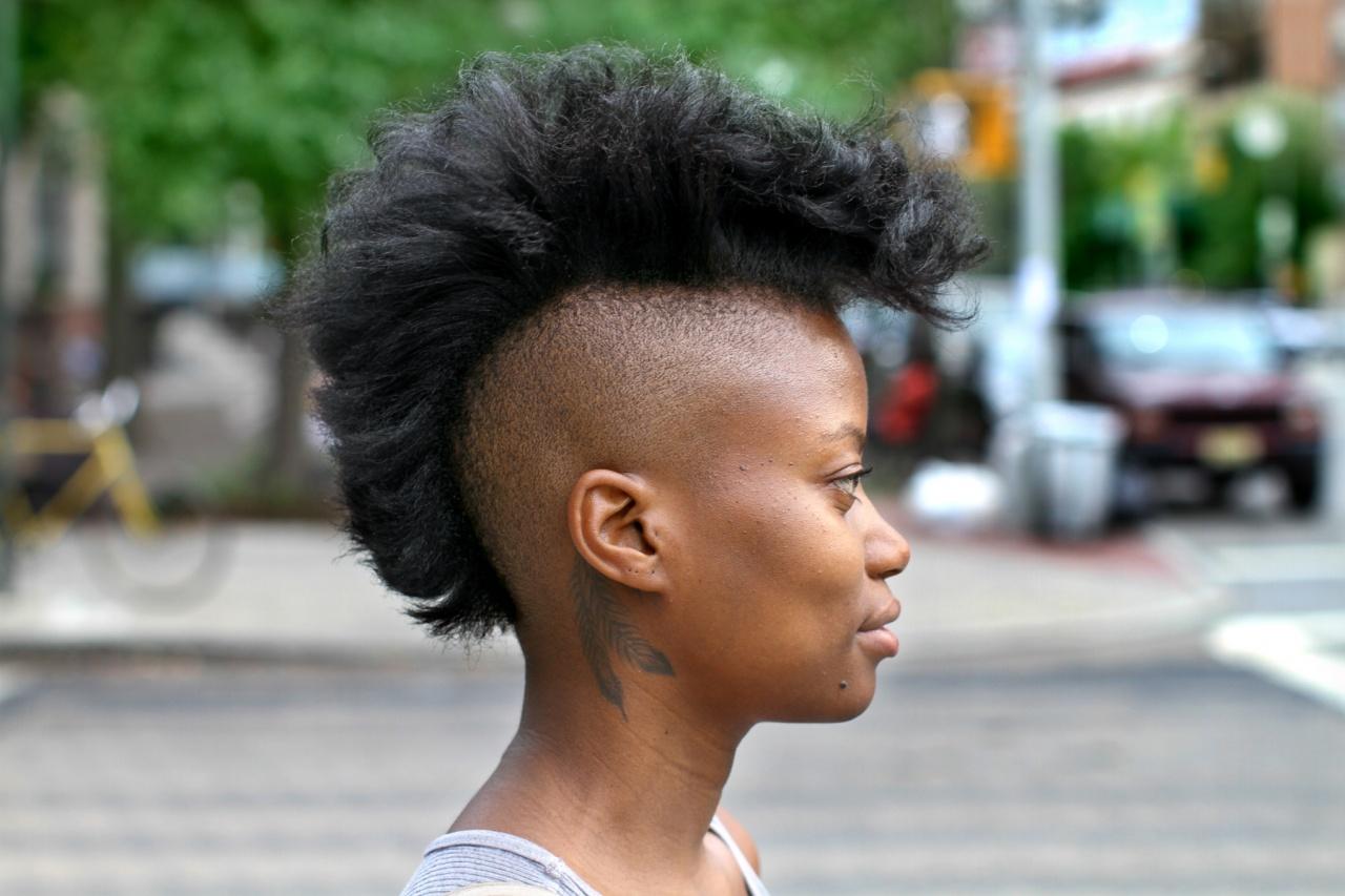 Креативная причёска картинки