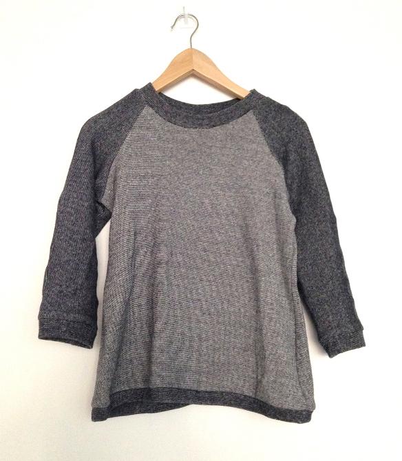 Vogue 8670 - Luxe Sweatshirt - fangaroni.com