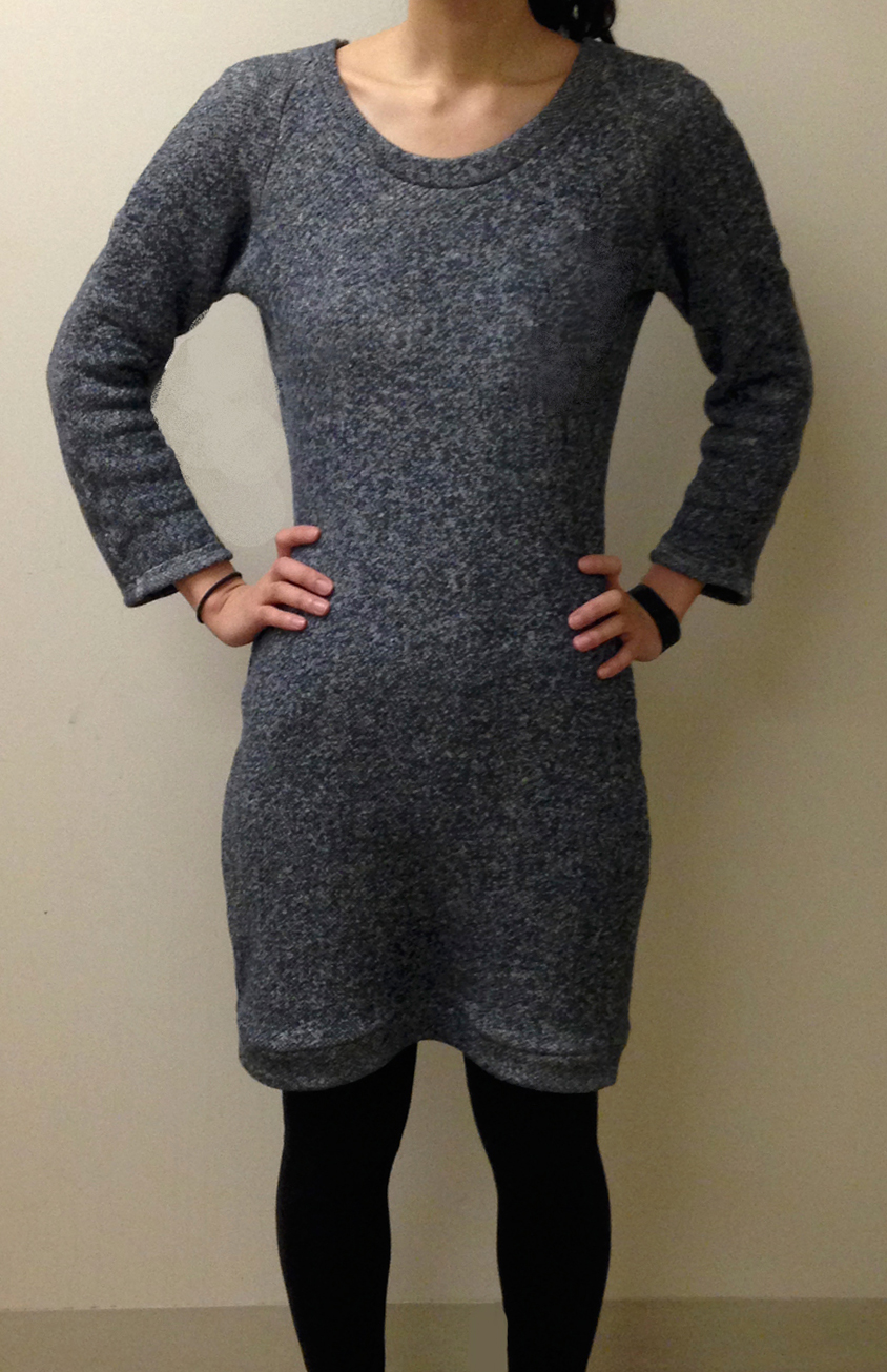 Sweatshirt dress - fangaroni.com