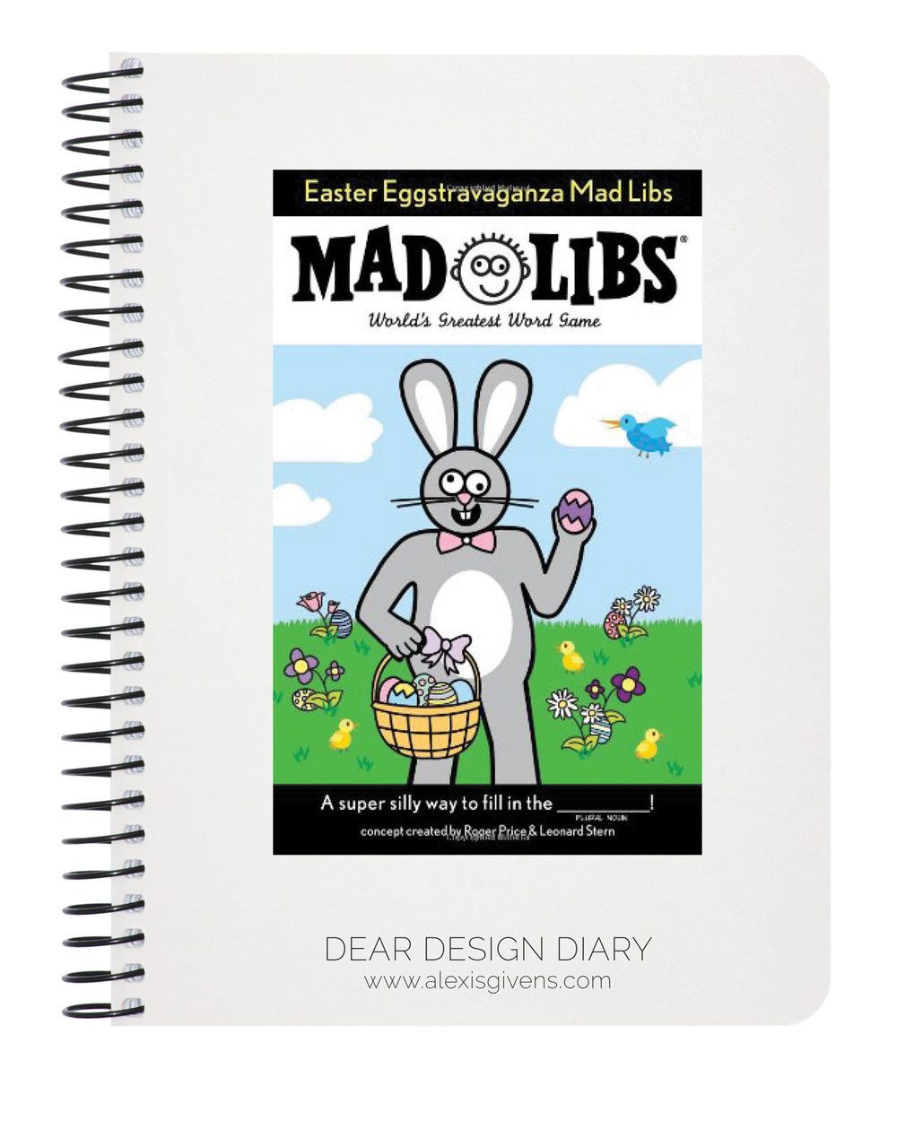 Easter Mad Libs,  amazon.com , $3.19