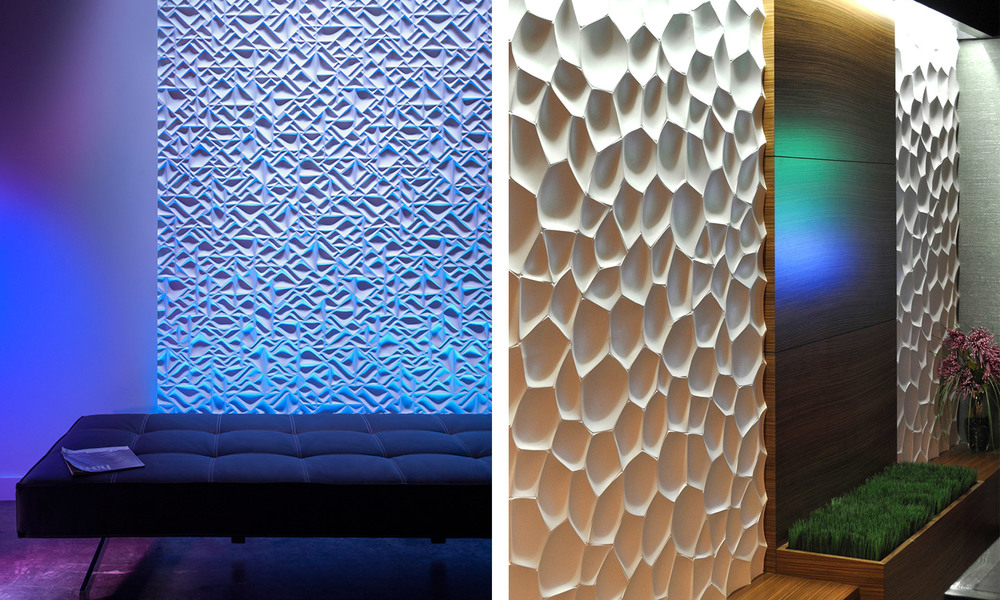 """Pablo"" and ""Zelle"" panels by Modular Arts"