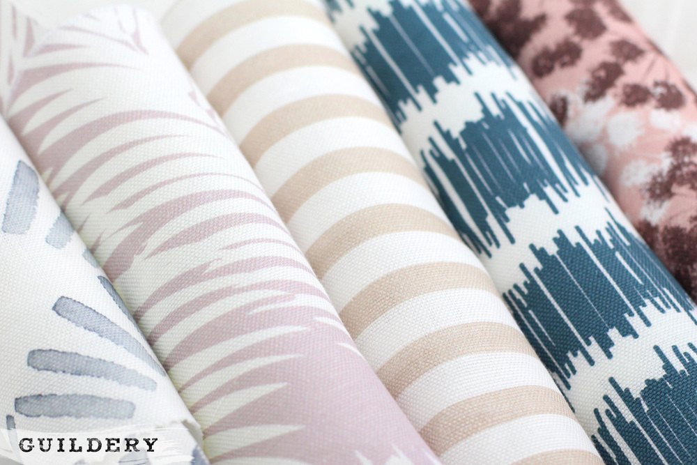 The Heights Collection, guildery.com, prices start at $30 per yard