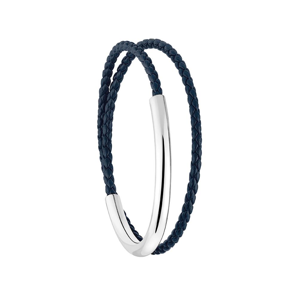 Duo Complice Bracelet PM Bleu Nuit, christofle.com, $220