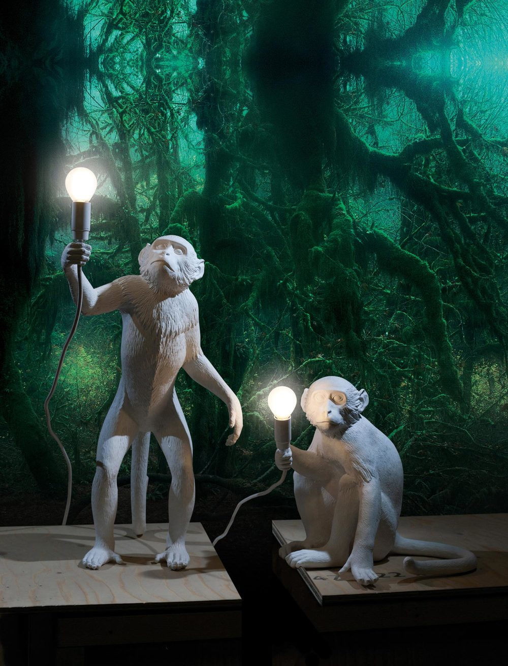 """Monkey Lamp,"" seletti.it, contact for pricing"
