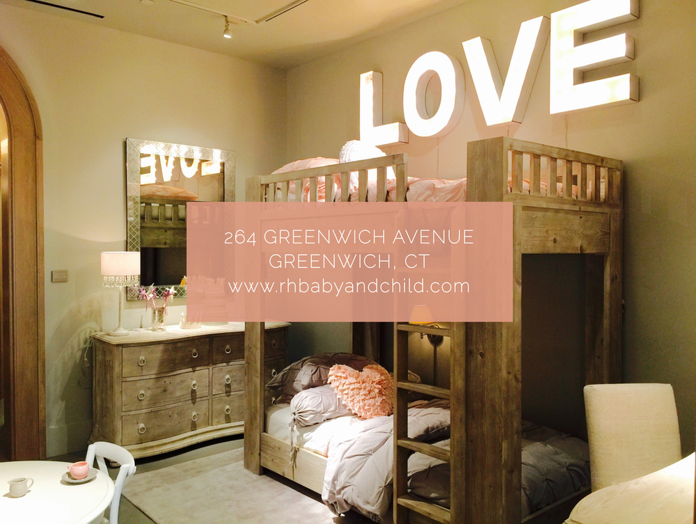 Alexis Givens Interiors | Shop: RH Baby and Child | deardesigndiary.com