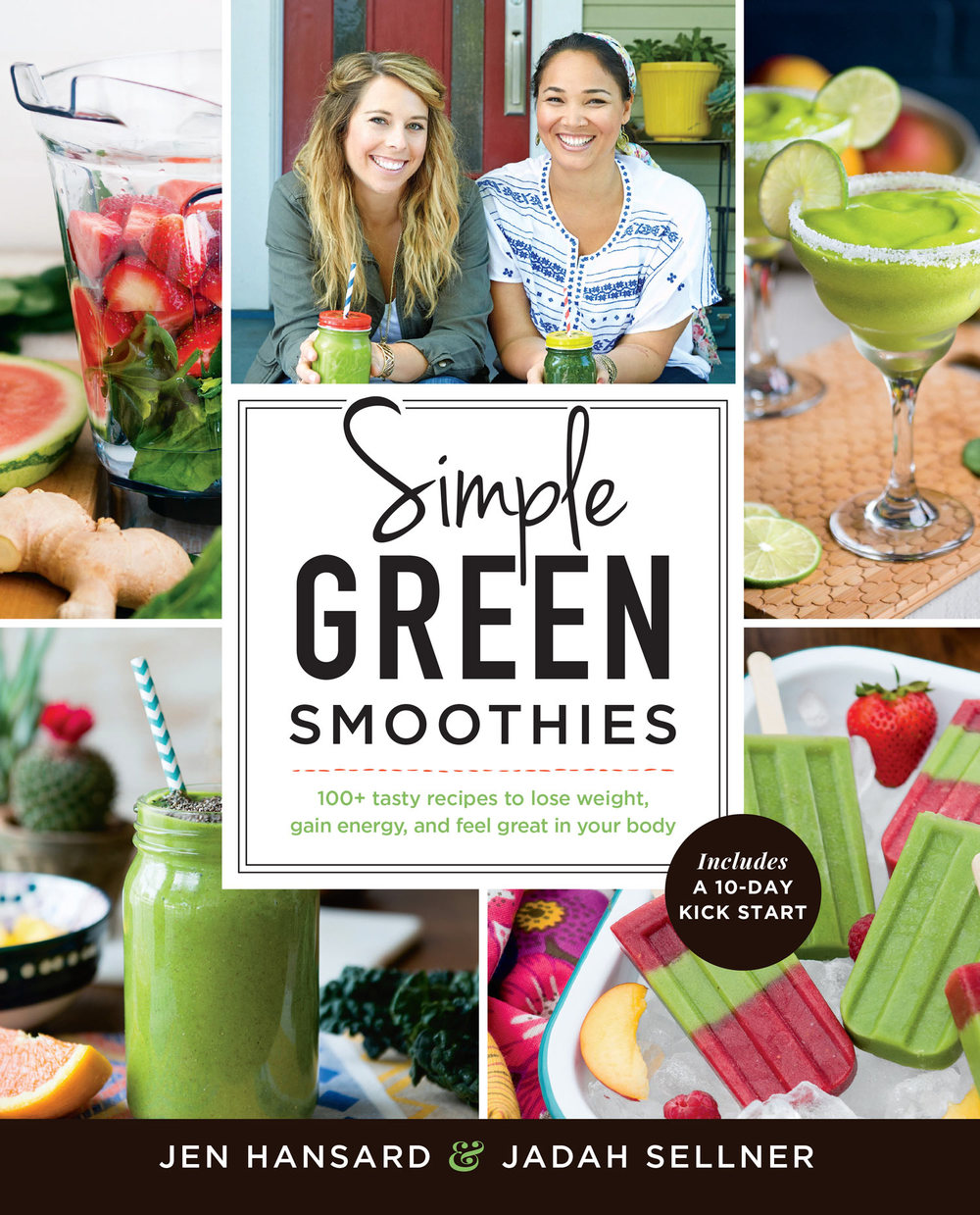 Alexis Givens Interiors | Giveaway: Win a Copy of Simple Green Smoothies! | deardesigndiary.comi