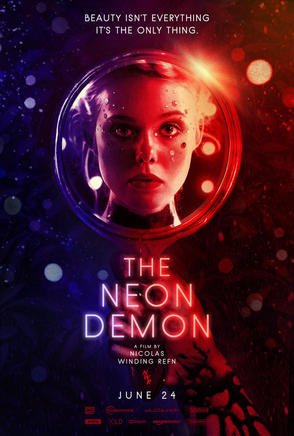 Péliculas originales que merezca la pena ver - Página 4 The-neon-demon-poster-by-dave-stafford