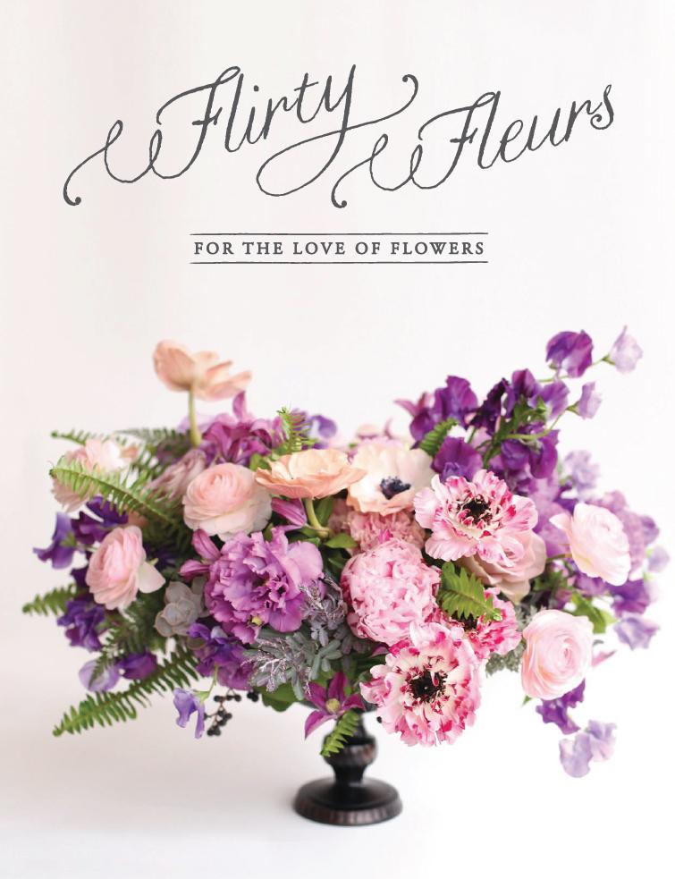 Flirty Fleurs Magazine  , 2015