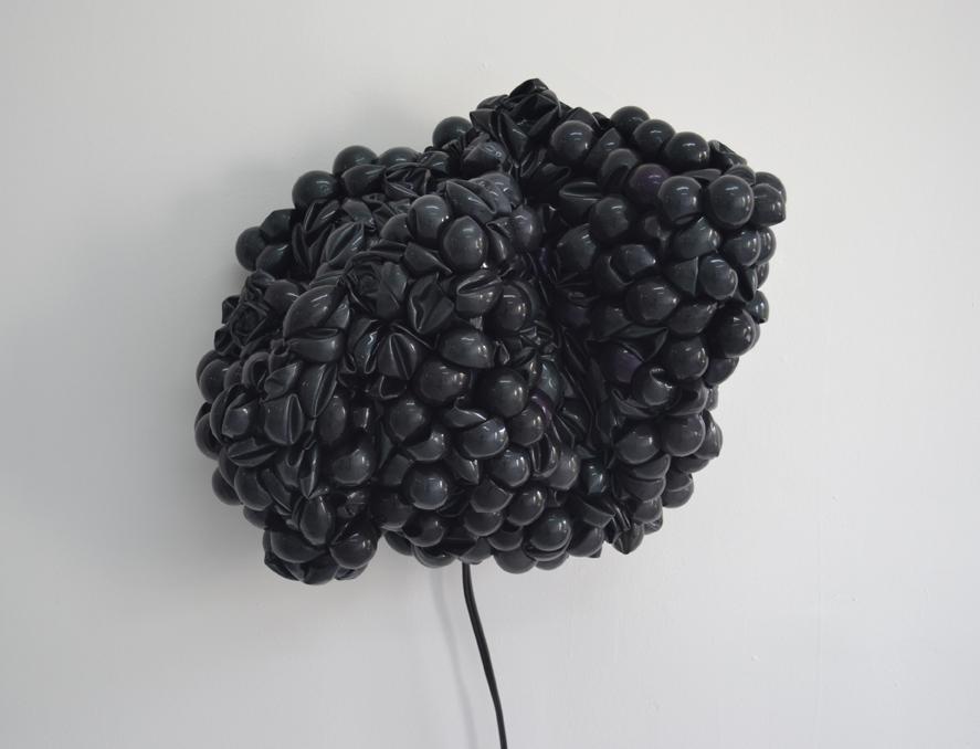 Nag , Silicone, pigment, aluminum, motor, 2014