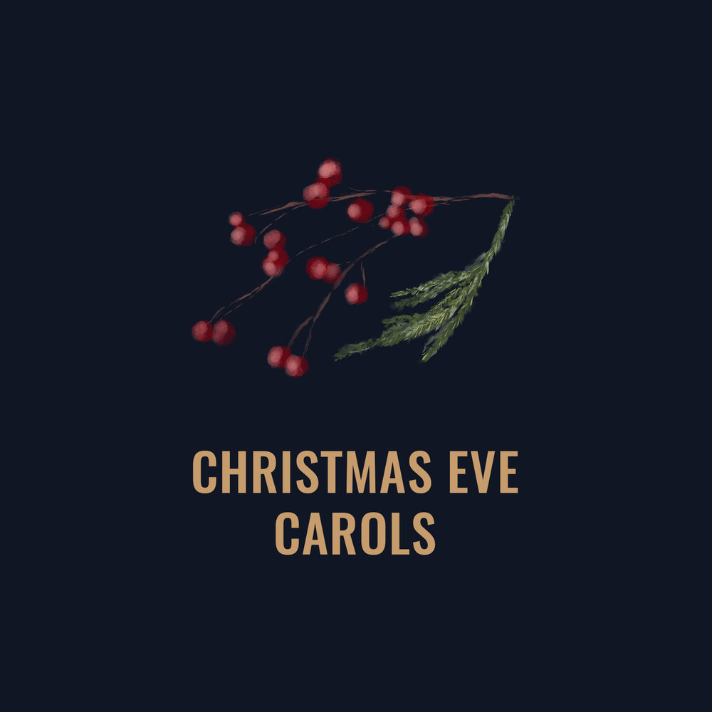 Monday 24th Dec, 4pm & 6pm at CCV   Our annual Christmas Eve service, with carols and festive treats. A special way to celebrate the night before Christmas! All ages.