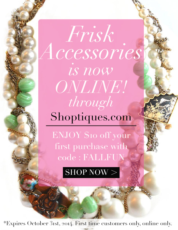 Shop our special deal online- $10 off your first purchase!