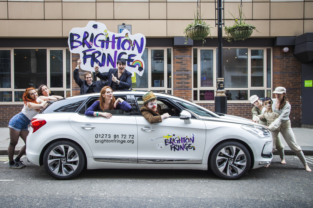 Brighton Fringe Launch Event, Soho Theatre, March 2013