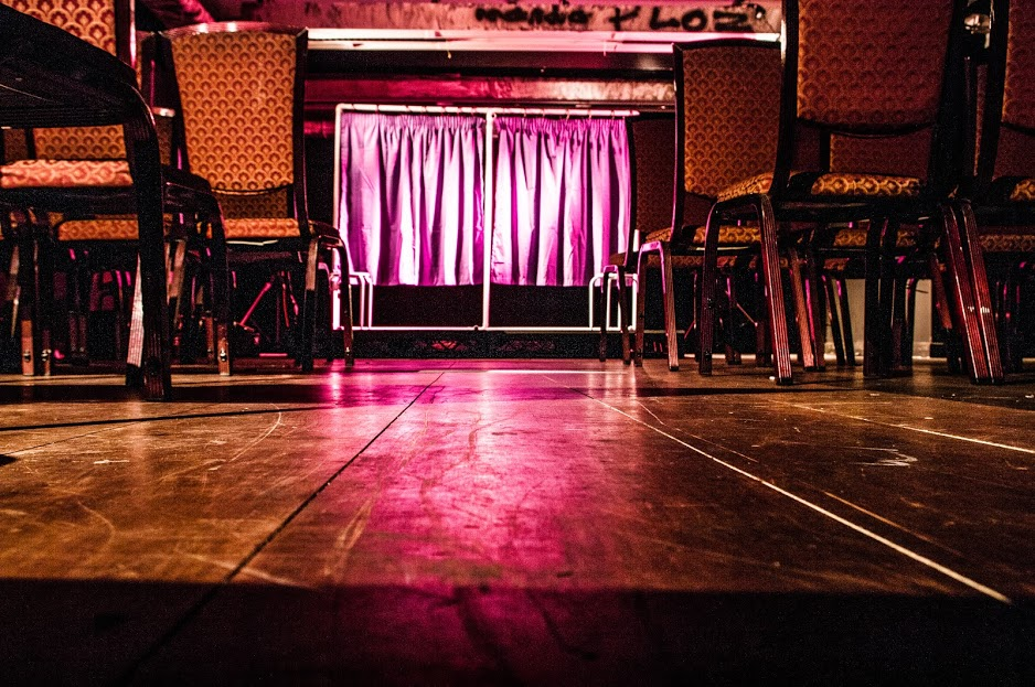 Theatre Delicatessen, June 2014
