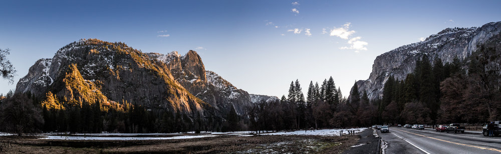 Grand Sentinel, Yosemite Valley, CA