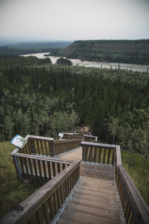 Yukon stair master.