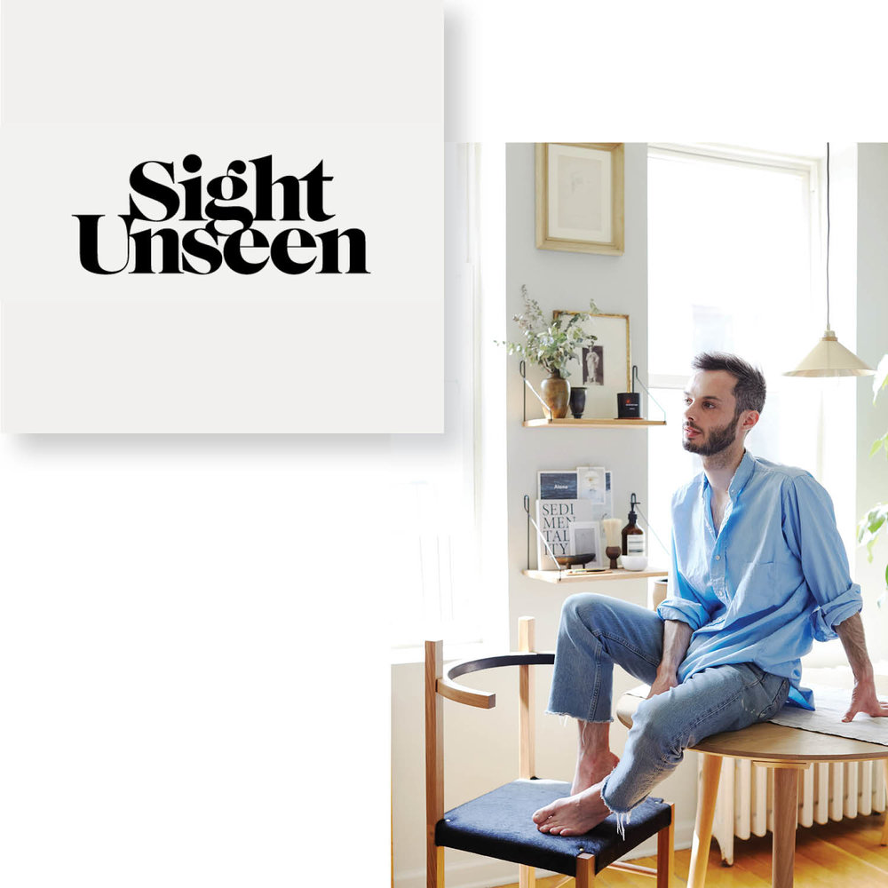 Sight Unseen, August, 2017
