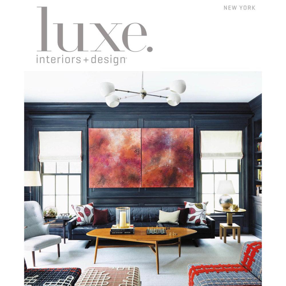 Luxe Magazine, November 2017