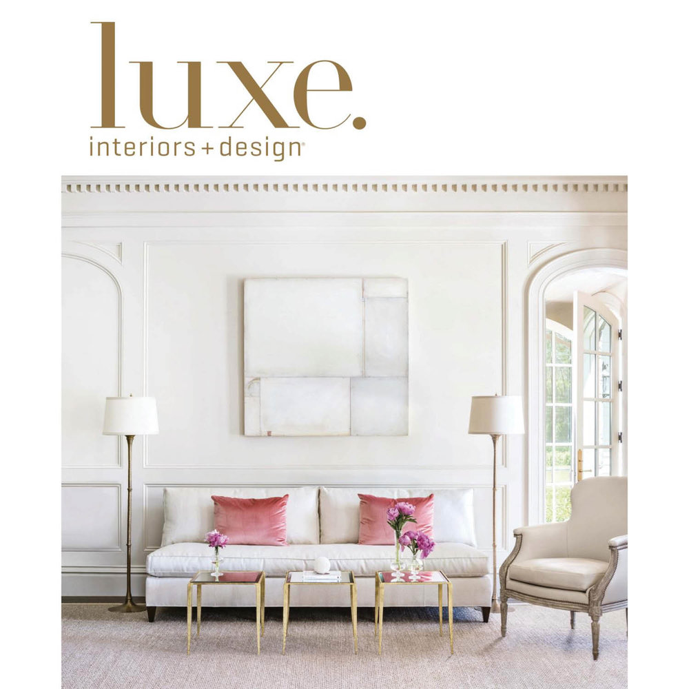 Luxe Magazine, September 2016